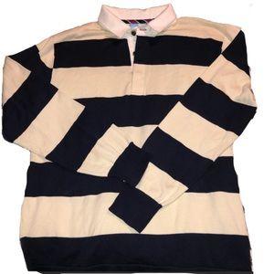 J. McLaughlin Men's Rugby Shirt, NWT, SALE